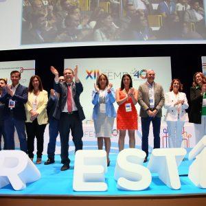 """Milagros Tolón, alcaldesa de Toledo, elegida nueva vicepresidenta de la FEMP: """"Toledo refuerza su presencia en el municipalismo español"""""""