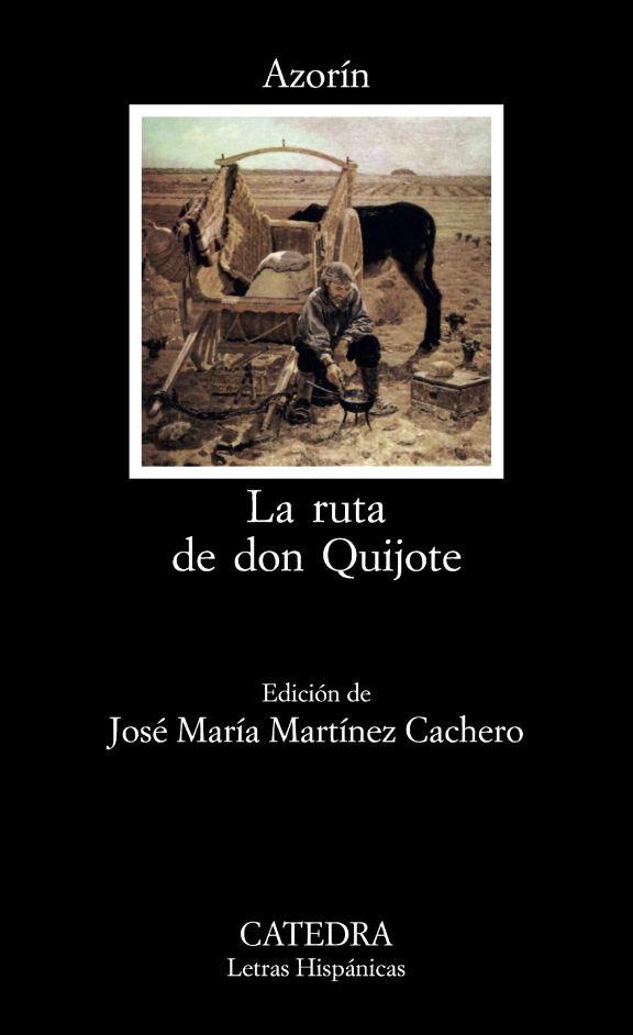 """http://www.toledo.es/wp-content/uploads/2019/09/imagenazorin.jpg.jpg. Club de Lectura: Presentación del libro """"La ruta del Quijote"""" de Azorín"""