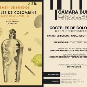 Exposición temporal: Cócteles de Colombine y otras bebidas modernas