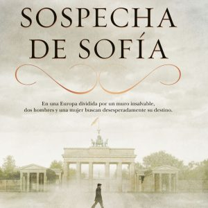 """Presentación del libro """"La sospecha de Sofía"""""""