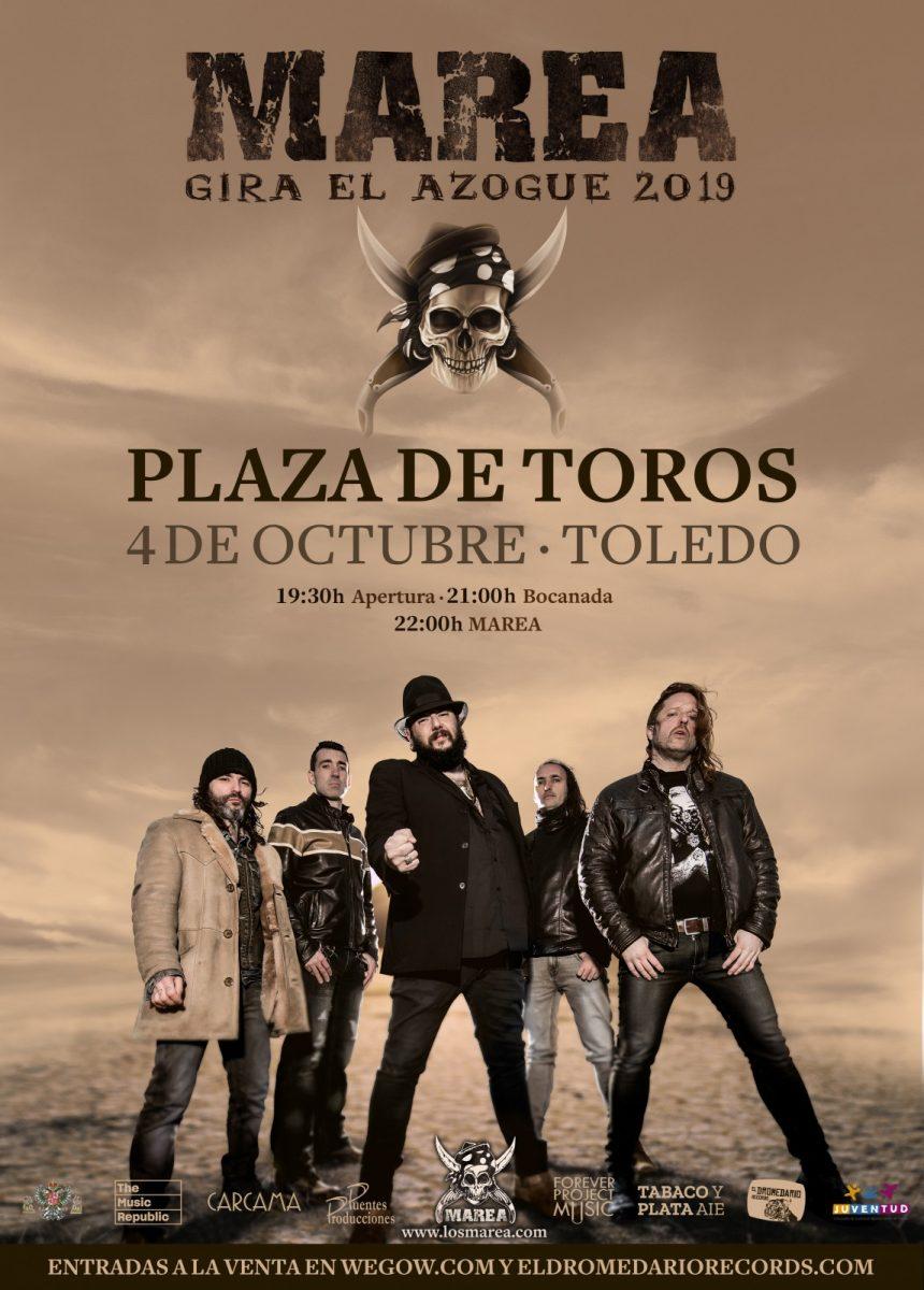 http://www.toledo.es/wp-content/uploads/2019/09/marea-toledo-telonero-v2-860x1200.jpg. Concierto MAREA