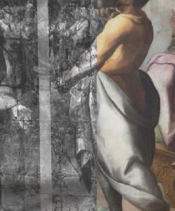"""Exposición temporal: El proceso de restauración del """"Pentecostés"""" de Herrera el Viejo"""