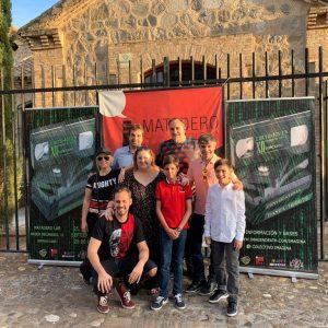 as proyecciones de los cortos finalistas del Concurso de Corto Joven de Toledo continúan este jueves con nuevos invitados