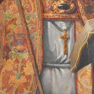 Exposición temporal: San Blas y San Ildefonso de Luis Carvajal