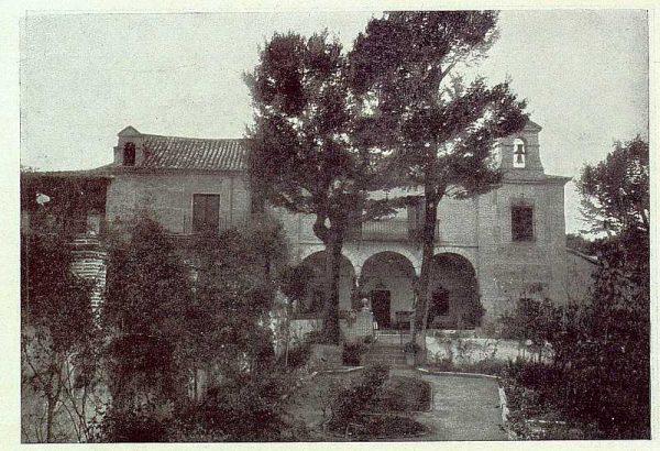 TRA-1922-190-Los Dolores, de Gregorio Marañón, fachada principal-Foto Rodríguez