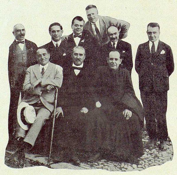 TRA-1924-207 - Homenaje a Rómulo Muro - Foto Alfonso