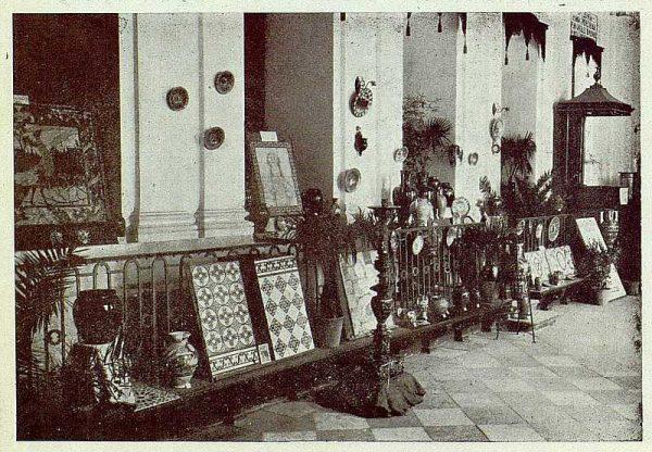 TRA-1925-222 - Exposición artística del Sr. Pedraza