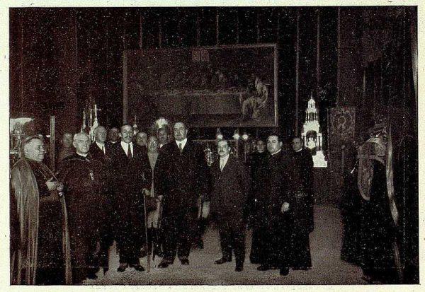 TRA-1926-238 - Congreso Eucarístico Nacional, exposición, asistencia del Rey Alfonso XIII