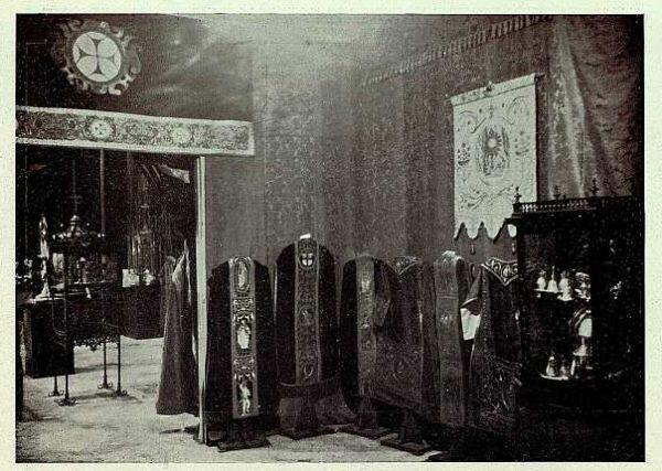 TRA-1926-238 - Congreso Eucarístico Nacional, exposición, vista parcial