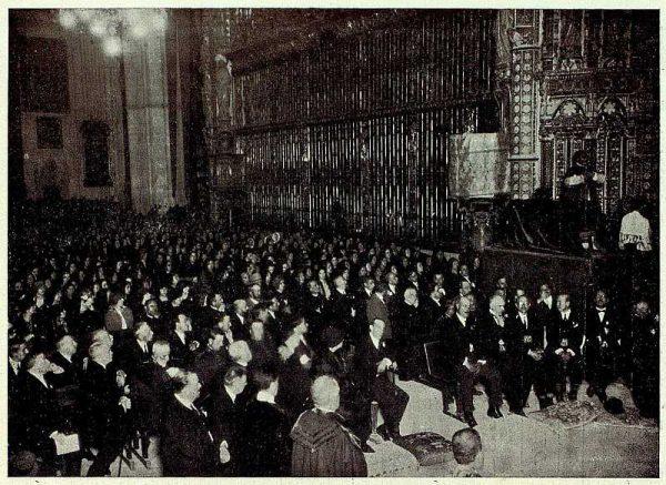 TRA-1926-238 - Congreso Eucarístico Nacional, inauguración