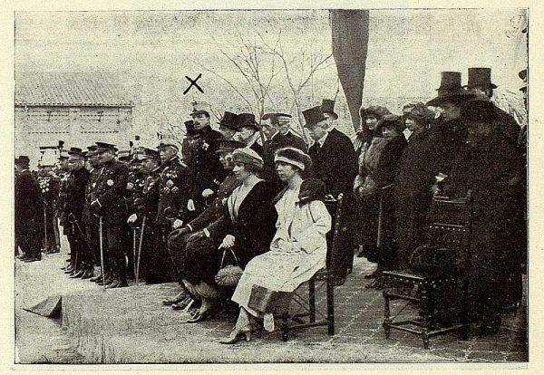TRA-1927-243 - Los reyes con los reyes de Bélgica - Foto Rodríguez