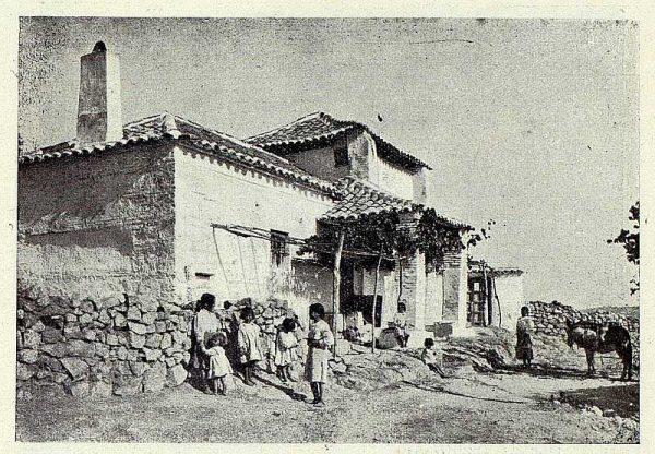 TRA-1927-248-Casita de un cigarral-Foto Rodríguez