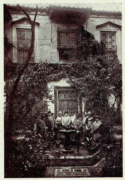 TRA-1928 - 255 - Excursión en la Casa del Páramo - Foto Rodríguez