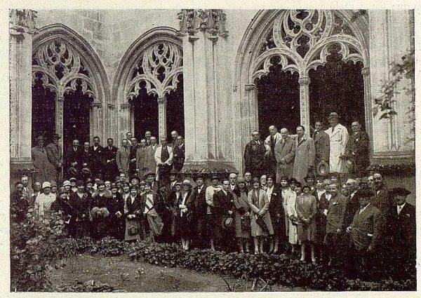 TRA-1929 - 267 - Excursión del Club Rotary, en San Juan de los Reyes - Foto Rodríguez