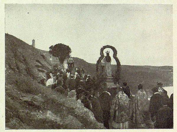 TRA-1929 - 267 - Virgen del Valle, romería-02 - Foto Rodríguez