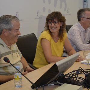 a Federación de Pensionistas y Jubilados cuenta con el respaldo del Ayuntamiento en sus jornadas de envejecimiento y voluntariado