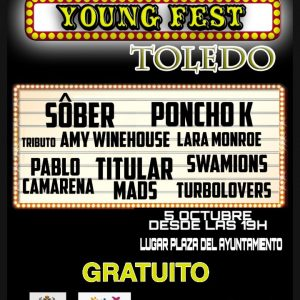 "Festival ""YOUNG FEST"" TOLEDO"