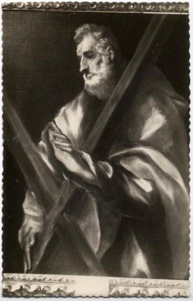 002 - Toledo - Museo del Greco. San Andrés (Greco)