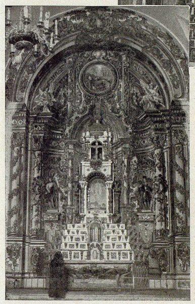 0047_TRA-1921-176-Iglesia parroquial de Bargas, despues de la restauración-Foto Bermejo