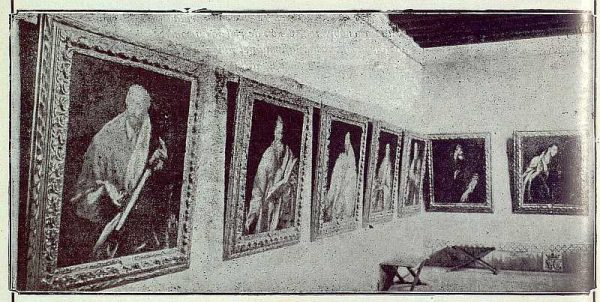 0075_TRA-1922-186-Museo del Greco, una de las salas-Foto Camarasa