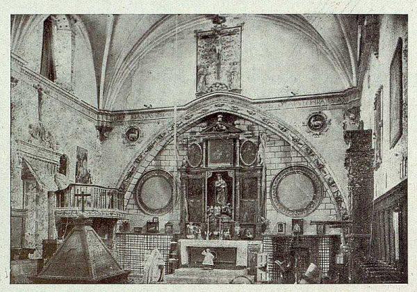 008_TRA-1921-175-Coro alto del convento de la Concepción