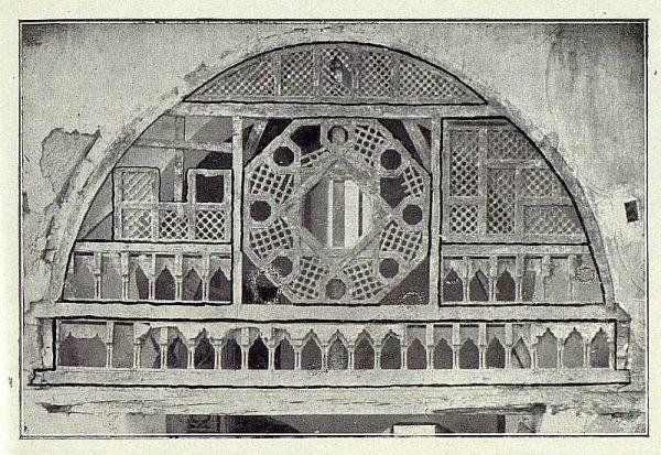 009_TRA-1922-184-Celosía en el convento de la Concepción
