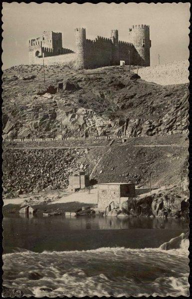 01 - 1947-07-00 - 022 - Toledo - Castillo de San Servando