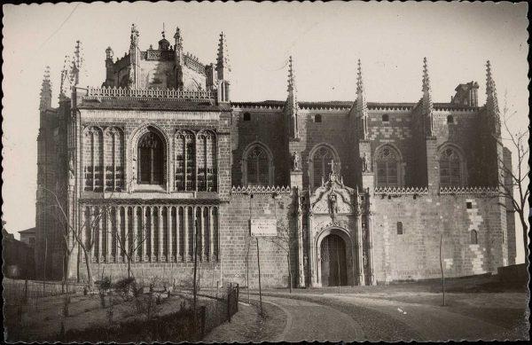 01 - 1952-11-00 - 069_1 - Toledo - Iglesia de San Juan de los Reyes