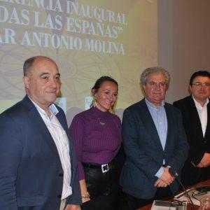 l Gobierno local respalda el homenaje a Palomero y Mateos, impulsores del Laboratorio Multicultural 'Francisco Márquez de Villanueva'