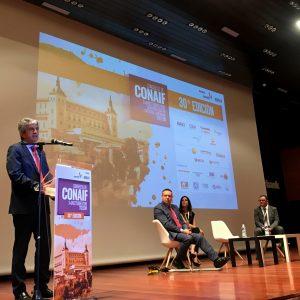 l Gobierno local respalda el Congreso de CONAIF que se celebra en Toledo entre hoy y mañana con más de 300 asistentes