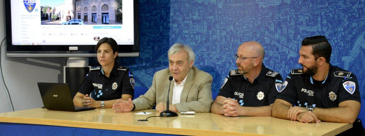 La Policía Local de Toledo acerca su…