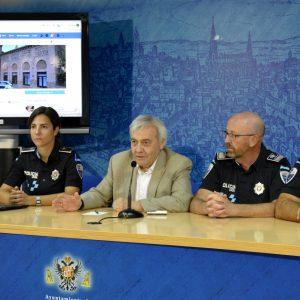 a Policía Local de Toledo acerca su trabajo a la ciudadanía y estrena página de Facebook como nuevo canal de información