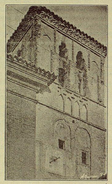 0113_TRA-1916-060-Torre árabe toledana-Foto Ciarán