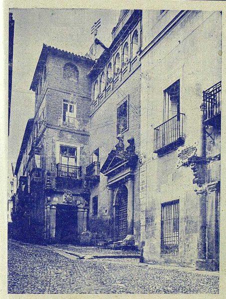 0134_TRA-1919-130-Calle Núñez de Arce-Foto Clavería