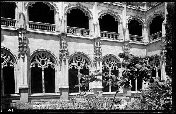 014 - Toledo - San Juan de lo Reyes. Claustro