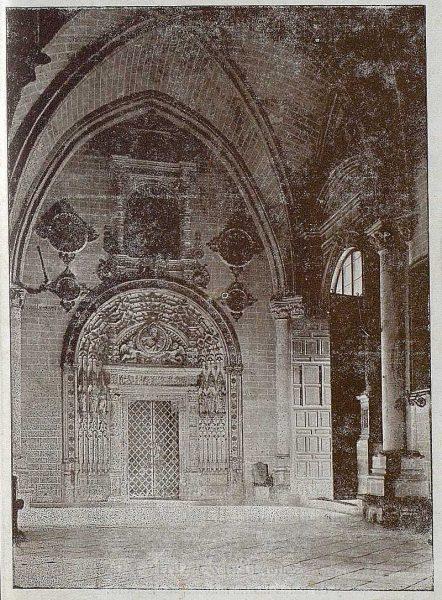 0142_TRA-1920-143-Catedral, Capilla del Tesoro-Foto Clavería