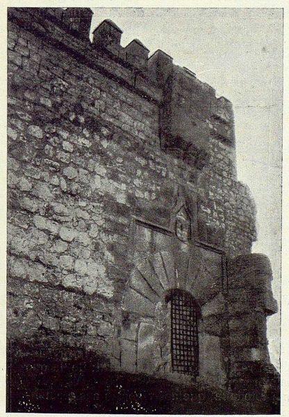 014_TRA-1923-202-Maqueda, puerta del Castillo-Foto Rodríguez