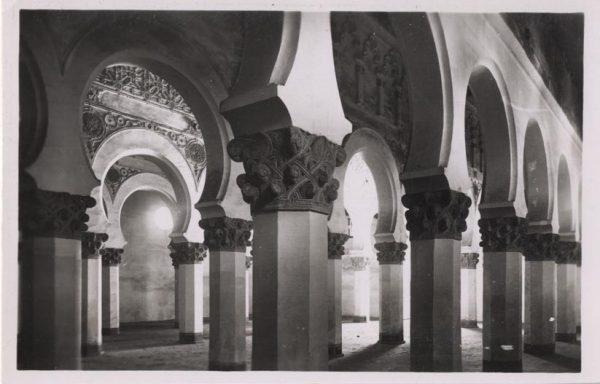 015 - Toledo - Santa María la Blanca