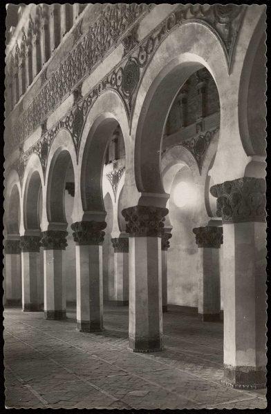 017 - Toledo - Santa María la Blanca