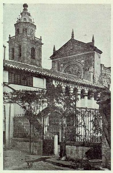 0197_TRA-1923-197-Juan Ruiz de Luna, ceramista, su casa-Foto Clavería