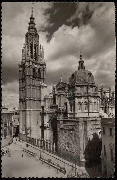 02 - 1947-07-00 - 006 - Toledo - La Catedral