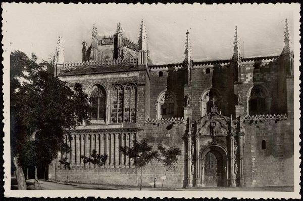 02 - 1958-06-00 - 069 - Toledo - Iglesia de San Juan de los Reyes