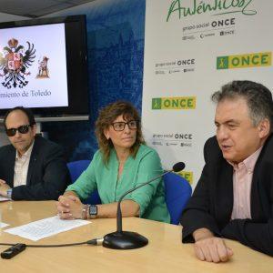 oledo acoge del 13 al 18 de octubre la Semana de la ONCE con numerosas actividades para visibilizar la discapacidad visual