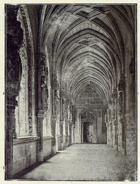 0201_TRA-1923-199-Monasterio de San Juan de los Reyes-Claustro-Foto Clavería