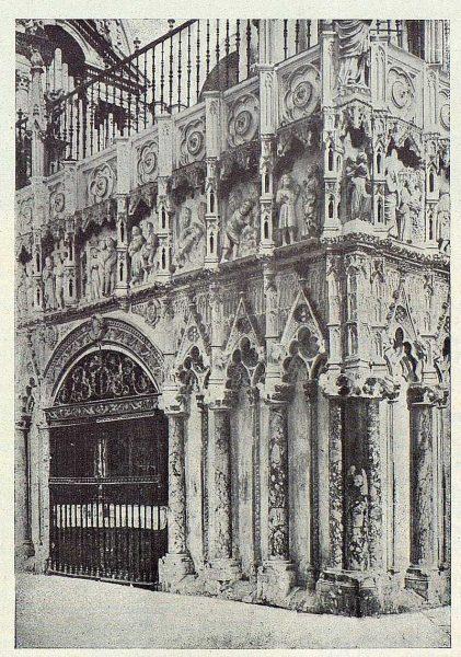 0208_TRA-1924-207-Catedral, trascoro-Foto Clavería