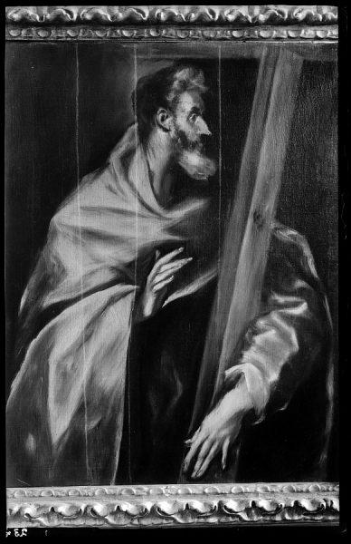 023 - Toledo - Museo del Greco. San Mateo (Greco)