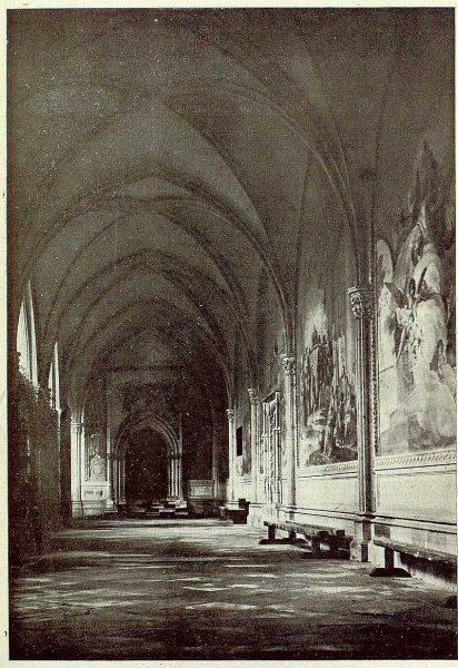 0232_TRA-1925-226-Catedral, claustro bajo-Foto Clavería