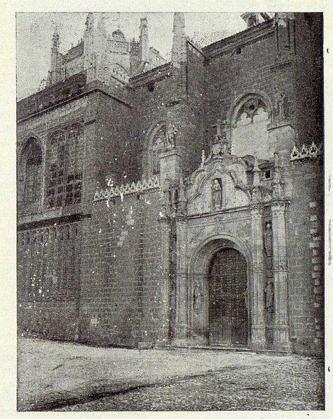 024_TRA-1922-189-Puerta de entrada a San Juan de los Reyes-Foto Román