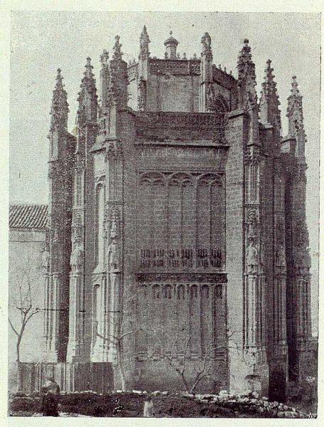 025_TRA-1922-189-San Juan de los Reyes, ábside-Foto Román