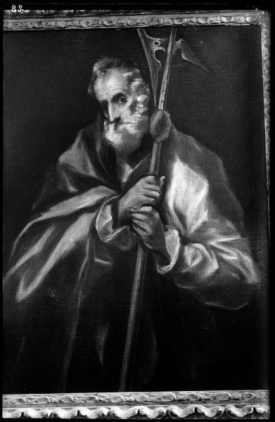 028 - Toledo - Museo del Greco. San Judas Tadeo (Greco)